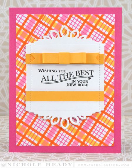 All the Best Card