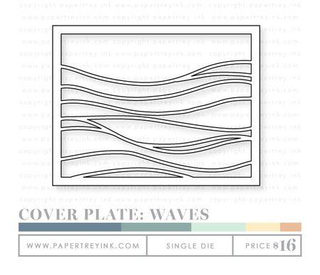 Cover-plate-waves-die