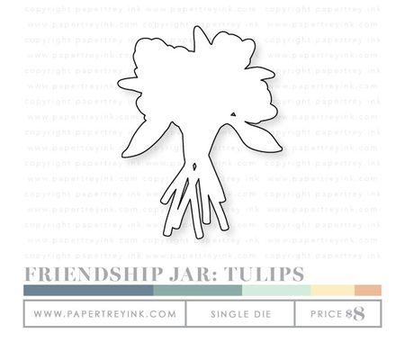 Friendship-jar-tulips-die