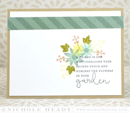 Garden Friend Card