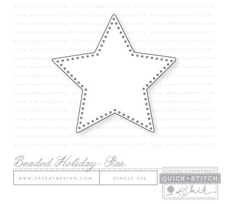 Beaded-Holiday-Star-die