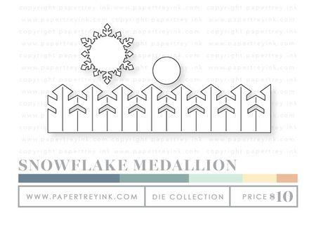 Snowflake-Medallion-dies