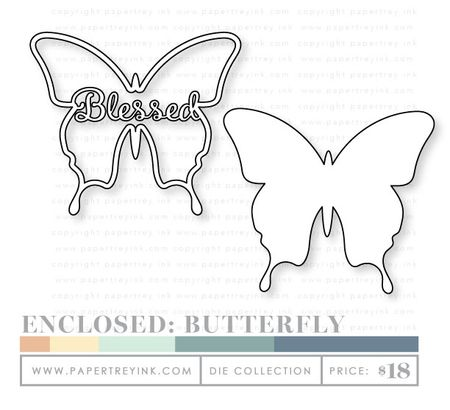 Enclosed-Butterfly-dies