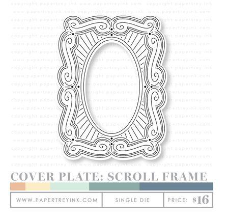 Cover-Plate-Scroll-Frame-die