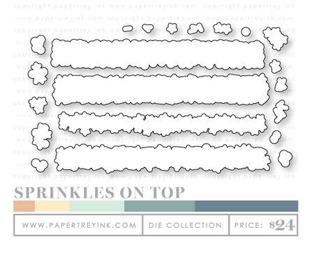 Sprinkles-on-top-dies