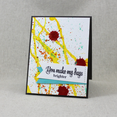 Brighter Days Card 1
