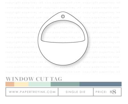 Window-Cut-Tag-die