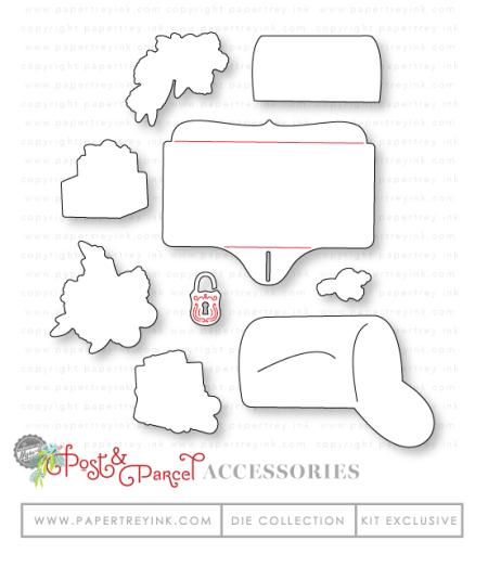 Post & Parcel Accessories dies