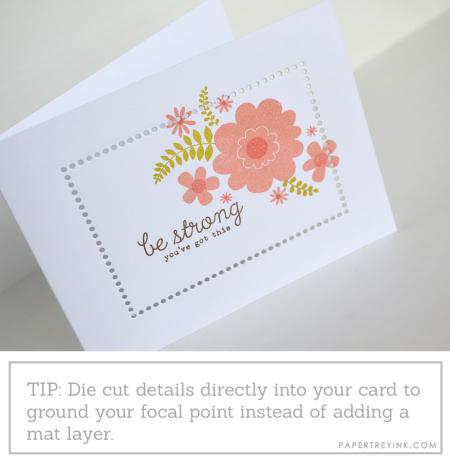 Frame tip