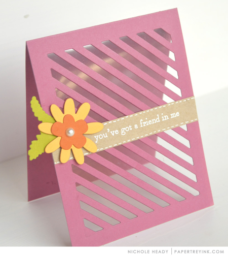 Friend in Me Card
