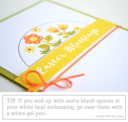 Emboss tip