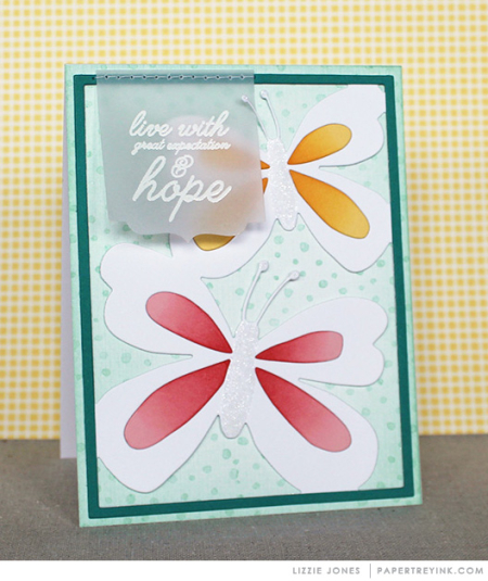 Great Appreciation & Hope Card