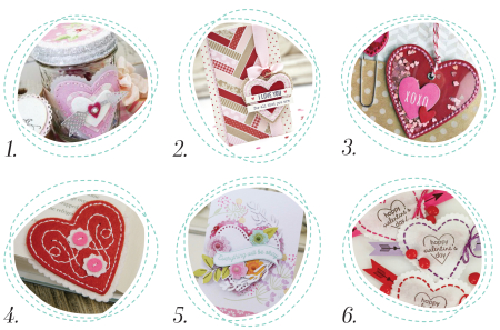 Heart Stitches Round Up