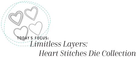 Heart Stitches Graphic