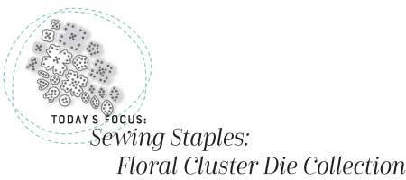 Floral Cluster Graphic
