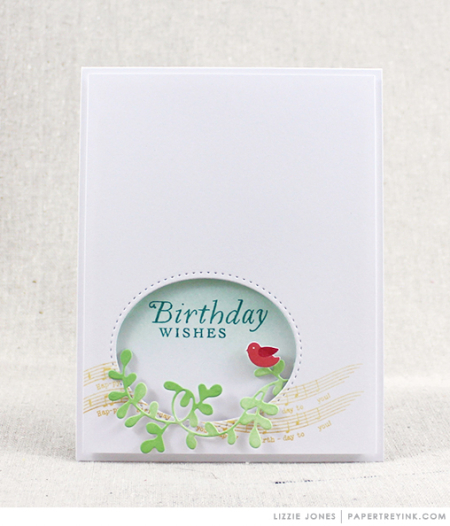 Birdy Birthday Wishes Card 2