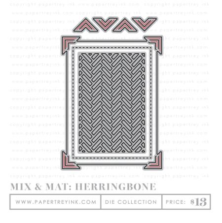 Mix-&-Mat-Herringbone-die
