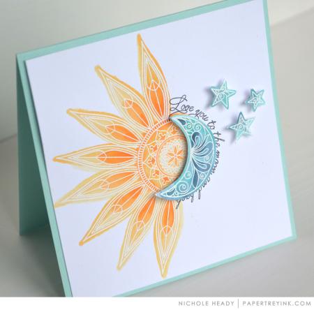 Sun & Moon Card