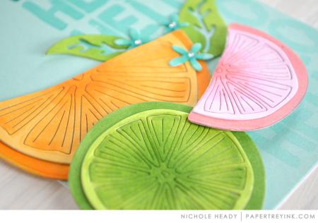Citrus closeup