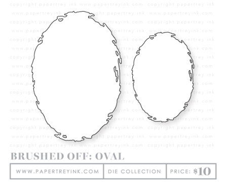 Brushed-off-oval-dies