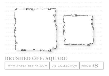 Brushed-off-square-dies