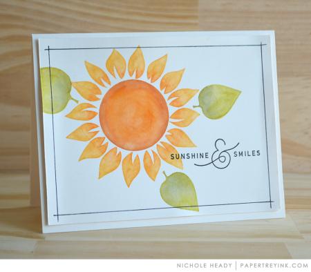 Sunshine & Smiles Card