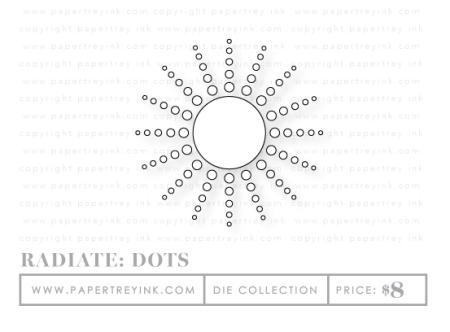 Radiate-dots-die