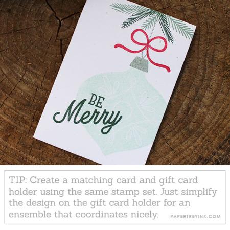 Ornament-Gift-Card-Holder