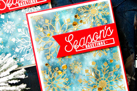Yana-smakula-2017-PTI-October-Watercolor-Snowflake-Background-Season's-Greetings-Cards-2