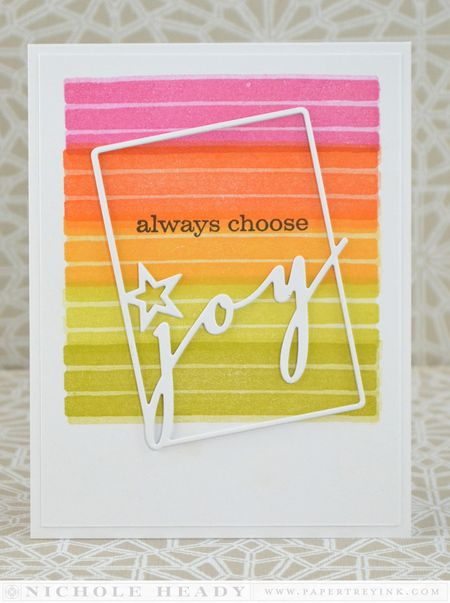 Always Choose Joy Card