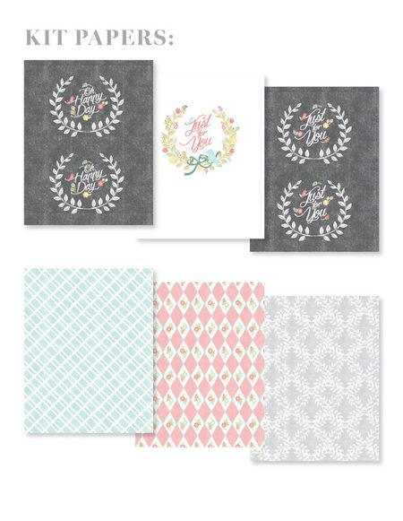 Lovely-Laurels-papers-graphic