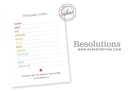 Moments-Inked-Resolutions