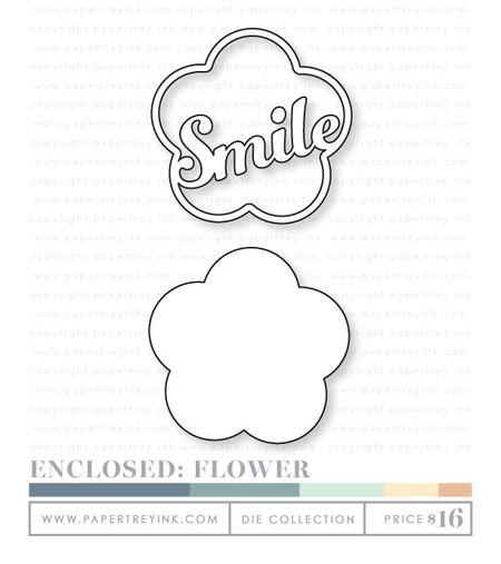Enclosed-flower-dies