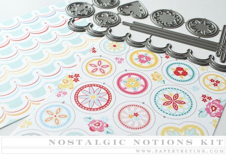 Button & trims papers