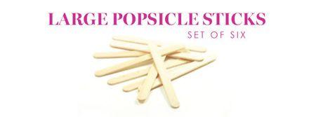 Popsicle-sticks