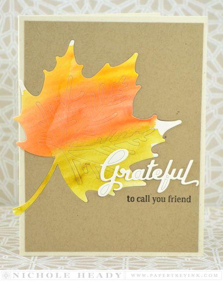Grateful to Call You Friend Card