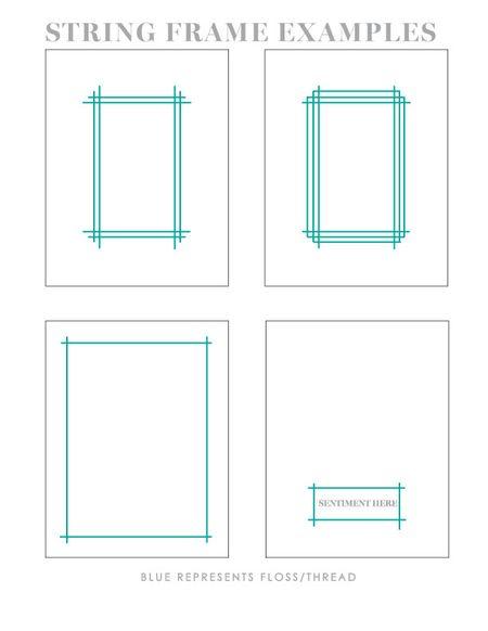 String-Frame-Examples