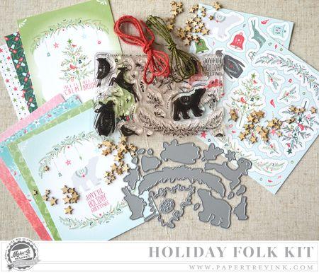 Holiday Folk Kit