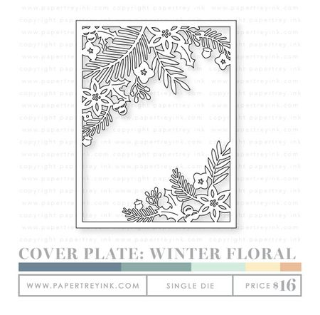 Cover-Plate-Winter-Floral-die