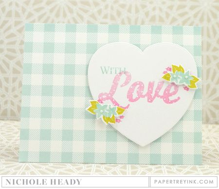 With Love Card