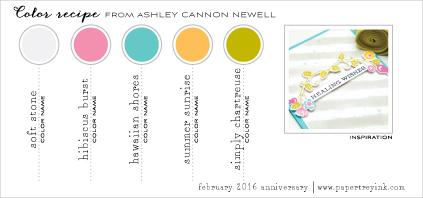Ashley's-colors