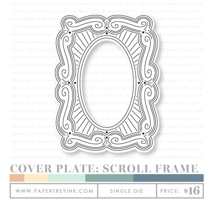 Cover-Plate-Scroll-Frame-die