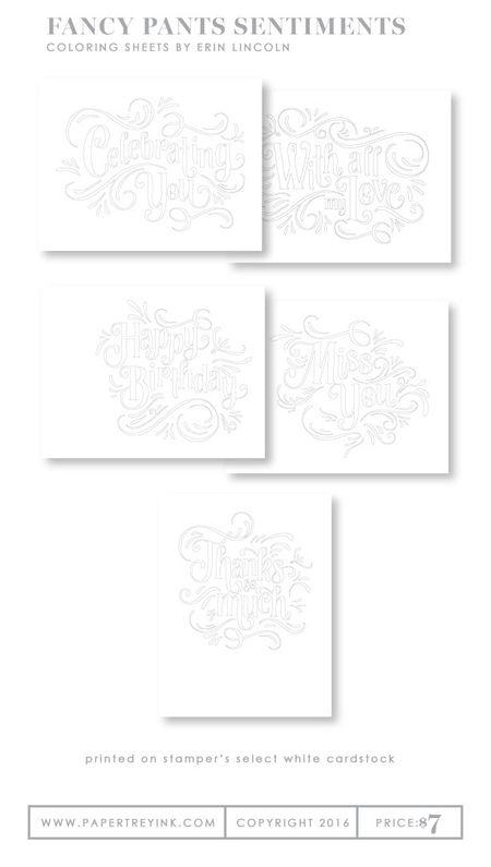 Fancy-Pants-Sentiments-paper-collection