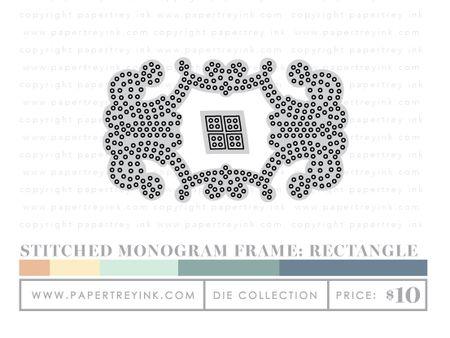 Stitched-monogram-frame-rectangle