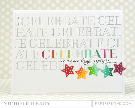 Celebrate in a Big Way Card