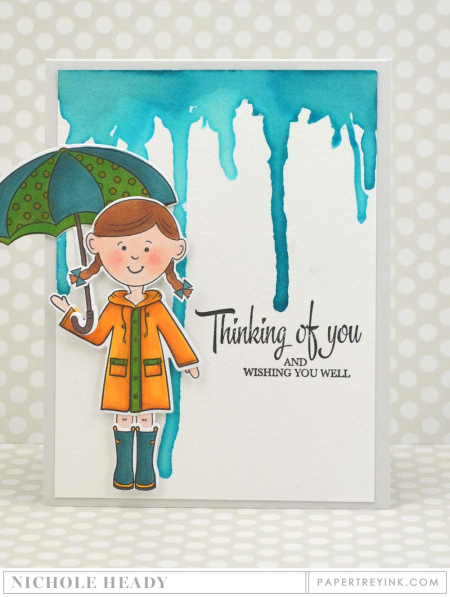 Wihing You Well Card