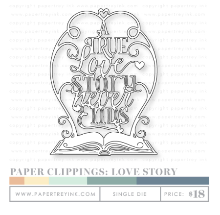 Paper-Clippings-Love-Story-die