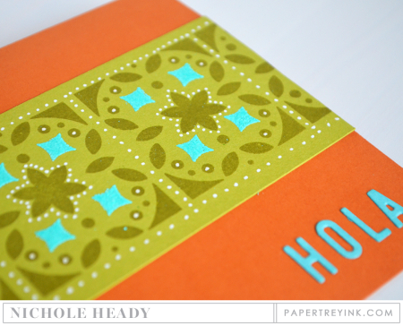 Embossing details