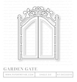 Garden Gate die