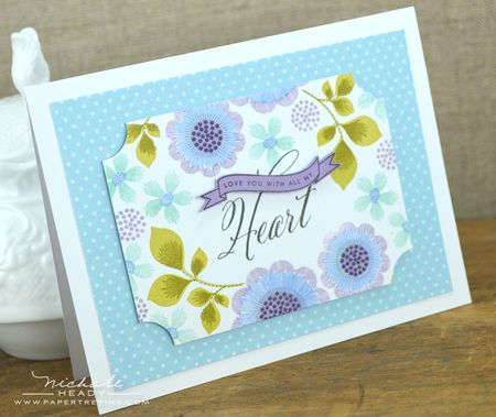Embroidered Blooms - Nichole 2